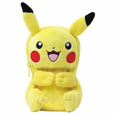 NEW 3 DS XL Pikachu Plush Bag (Nintendo 3 DS) coloré Hori NEUF UK VENDEUR