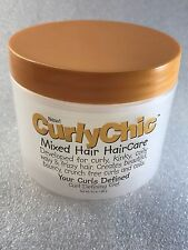 CURLY CHIC MIXED HAIR CARE YOUR CURLS DEFINED CURL DEFINING GEL 9.5 OZ