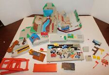 New ListingVintage Galoob Micro Machines Lot Playset Cars Planes Trucks Pieces & Parts
