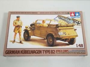 Tamiya 1/48 German Kubelwagen Type 82 Model Kit #3