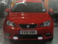 GENUINE SEAT IBIZA 6J 2012> ACCESSORY PHILIPS LED DRL DAYTIME RUNNING LIGHTS KIT