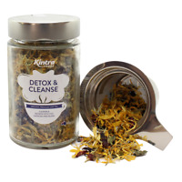 Detox Cleanse Organic Tea Kintra Foods Loose Leaf Caffeine Free Herbal Quality