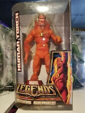 """Human Torch Marvel Legends Icons Series 12"""" Action Figure"""