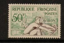Francia SG1189 1953 Deportes 50f estampillada sin montar o nunca montada