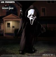 "Mezco - Living Dead Dolls Scream - Ghost Face 10"" Action Figure"