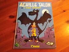 ACHILLE TALON et l'age ingrat édition de 1982 très bon état