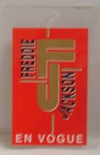 Freddie Jackson - Original Concert Tour Laminate Backstage Pass