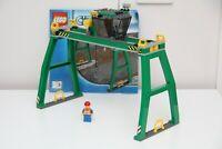 LEGO 7939 Cargo Train Crane