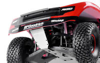steel chassis armor skid plate front axle guard for 1/7 Traxxas UDR rc crawler
