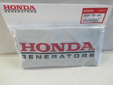 Genuine Honda 08p58 Z28 00s Silver Generator Cover Fits Eu3000i Handi Oem