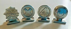 """Scene It? """"MARVEL"""" Replacement Tokens Game Pieces"""