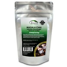 Masala Chai Tea (30 Bags) Contains Anise, Cinnamon, Cardamom, Clove and Ginger