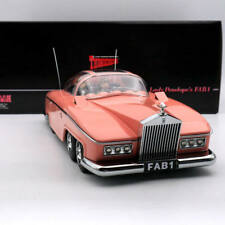1:18 AMIE Rolls Royce Lady Penelope's Thunderbirds FAB 1 Resin Limited Edition