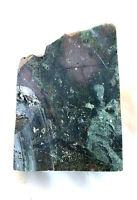 2 Pound 13.4 Oz Biggs Juuction Gray Green Moss Oregon Jasper Cab Cabochon Rough