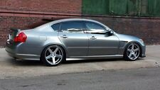 Side skirts for Infinity M45/M35 (Nissan Fuga Y50)