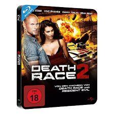 Blu-ray Death race 2 steelbook-FSK 18-NEUF & OVP