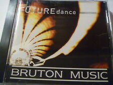 RICHARD DOWNING FUTURE DANCE BRUTON RARE LIBRARY SOUNDS CD