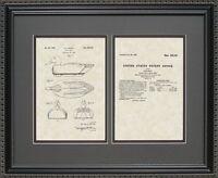 Patent Art - Duck Decoy - Hunter Outdoorsman Print Gift H5754