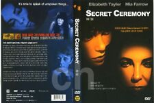 Secret Ceremony (1968) - Elizabeth Taylor, Mia Farrow  DVD NEW