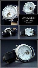 observer-unisex Reloj Automático en Tourbillon diseño de ensueño & Elegante