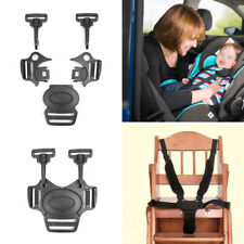 5 Point Baby Kid Harness Car Safety Seat Belt Strap for Stroller High Chair Pram