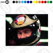 Barry Sheene Duck - Vinyl Decal / Sticker - 2101-0219