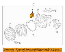 GM OEM-Water Pump Gasket 12627049