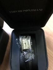 emporio armani ladies watch used
