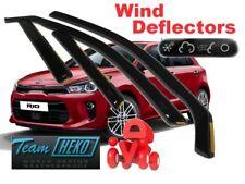 KIA RIO  IV  2017 -  5.doors HATCHBACK  Wind deflectors  4.pc  HEKO  20175
