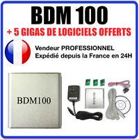 Interface BDM 100 - Programmation - Compatible BDM Frame - MPPS KESS KTAG