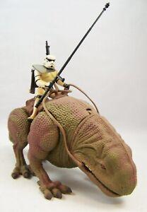 Dewback And Sandtrooper Star Wars Figures