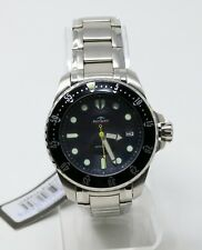 Authentic Rotary Men's Aquaspeed Watch AGB00063/W/04 Waterproof Stainless Steel