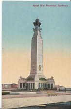 Hampshire Postcard - Naval War Memorial - Southsea    ZZ2544