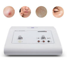New High Frequency Facial Machine Galvanic Skin Care Spa Salon Equipment 2 in 1