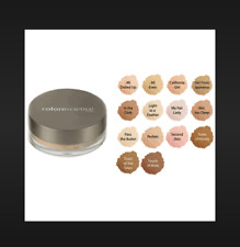 COLORESCIENCE Loose Mineral Foundation .21oz Sealed NoBox No Label ALL DOLLED UP
