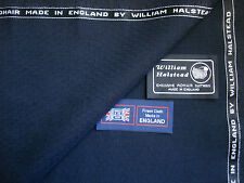 60% SUMMER KID MOHAIR & 40% SUPER 120's WOOL SUITING FABRIC MADE IN ENGLAND-3.4m