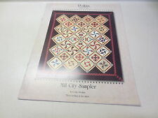 Mill City Sampler by Celine Perkins Perkins Dry Goods Quilting Quilt book pb