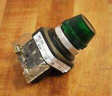 Allen Bradley 800T-Q24R, Series T, Green Indicating Pilot Light, 24V AC/DC