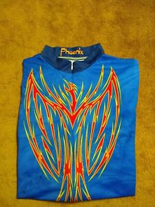 Primalwear Phoenix Cycling Jersey Shirt Men's Size XXL 🚲