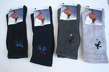 NEUVE 6 paires de chaussettes homme SPORT Pointure 39/42 80% coton