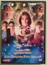 bbc THE SARAH JANE ADVENTURES the complete first season  DVD genuine region 1