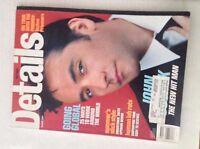 Details Magazine John Cusack Peta Wilson August 1997 020117RH