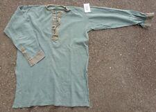 Swedish Army Collarless Shirt #3/2