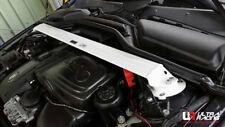 FOR BMW E60 5 SERIES 535TT 3.5TT ULTRA RACING 2PTS FRONT STRUT BAR TOWER BRACE