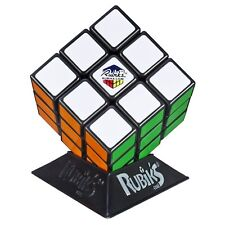 Original Rubik Cube Game Base 3X3 Rubix Box Kids Toy Games Brain Teaser Official
