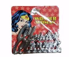 DC Comics WONDER WOMAN Two Finger Ring