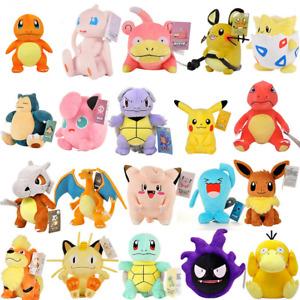 Pokemon Pikachu Stuffed Plush Toy Kids Soft Plush Toys Soft Toys Birthday Gifts