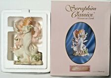 Roman Seraphim Classics Claire Angel Friend Figurine - Immaculate, Iob with Coa