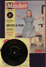MUSICHIERE 51/1959 BETTY CURTIS DALIDA MINA BINDI FRANCO E I G 5 + DISCO FLEXI