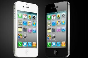 Originl New Apple iPhone 4 8GB 16GB 32GB  Black white Unlocked All Countries